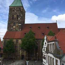 Overnight stay in Rheine
